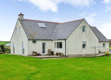 Thumbnail 5 bed detached house for sale in Rhydwyn, Rhydwyn, Holyhead, Anglesey