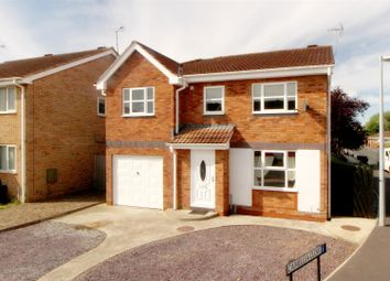 Thumbnail 4 bed detached house for sale in Bracken Road, Driffield