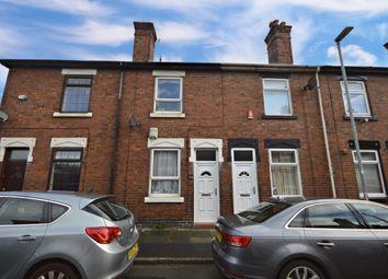 Thumbnail 2 bedroom terraced house for sale in Marriott Street, Fenton, Stoke-On-Trent