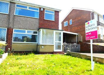 Thumbnail 3 bed property to rent in Arncliffe Drive, Ferrybridge, Knottingley