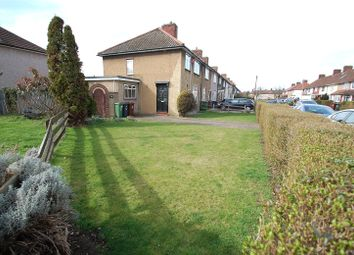 Thumbnail 3 bed end terrace house for sale in Wren Road, Dagenham
