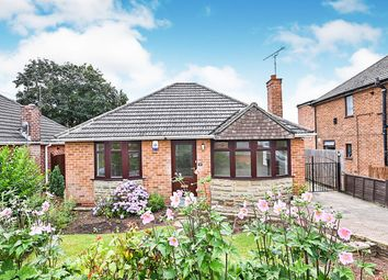 Thumbnail 2 bed detached bungalow for sale in Green Avenue, Chellaston, Derby