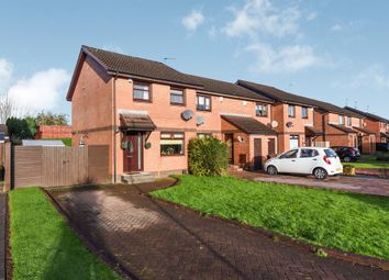 Thumbnail 3 bedroom end terrace house for sale in Fisher Drive, Paisley