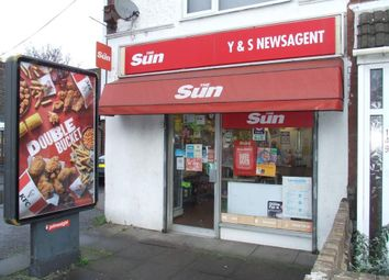 Thumbnail Retail premises for sale in Derby Road, Loughborough