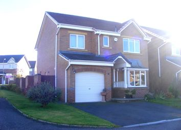 Thumbnail 4 bed detached house to rent in Mallace Avenue, Armadale, Bathgate