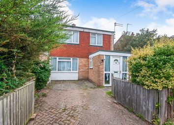 Thumbnail 3 bed property to rent in Wadhurst Close, Eastbourne