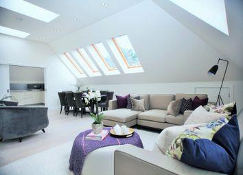 Thumbnail 3 bed flat for sale in Miramar Lodge, Tenterden Grove, Hendon