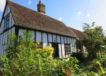 Thumbnail 3 bed detached house for sale in High Street, Riseley, Bedford