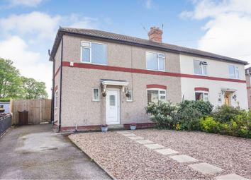 Thumbnail 3 bed semi-detached house for sale in Prospect Road, Burley In Wharfedale