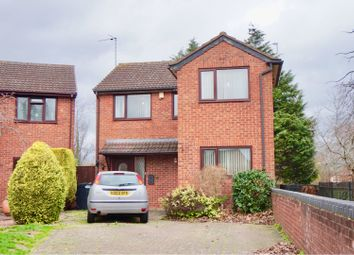 Thumbnail 4 bed detached house for sale in Podsmead Place, Gloucester