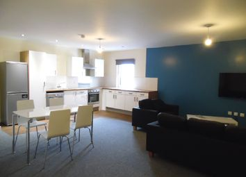 Thumbnail 4 bed flat to rent in Marquis Place, 140 London Road, Leicester