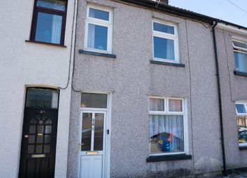 Thumbnail 2 bed terraced house for sale in Wellspring Terrace, Risca