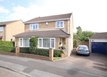 Thumbnail 4 bed detached house for sale in Partridge Close, Washington