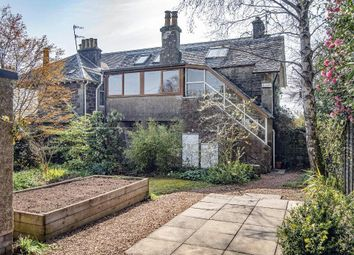 Thumbnail 3 bedroom maisonette for sale in Rectory Road, Crieff, Scotland