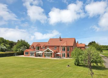Thumbnail 6 bed detached house for sale in Cliff Lane, Marston, Grantham