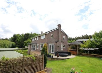 Thumbnail 5 bedroom detached house for sale in Huntick Road, Lytchett Matravers, Poole