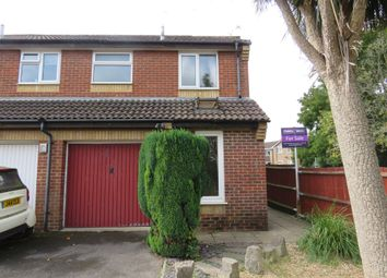 Thumbnail 3 bed semi-detached house for sale in Woodstock Close, Hedge End, Southampton