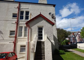 Thumbnail 2 bedroom flat to rent in Clement Avenue, Llandudno