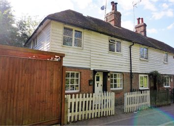 Thumbnail 2 bed semi-detached house for sale in Queens Road, Hawkhurst