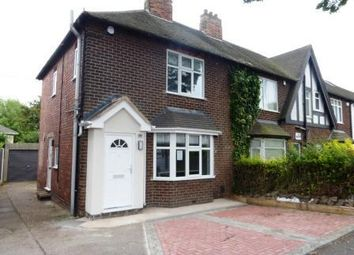 Thumbnail 3 bed semi-detached house to rent in Beeston Road, Dunkirk, Nottingham