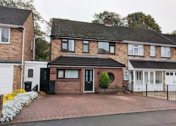 Thumbnail 3 bed semi-detached house for sale in Kinver Street, Wordsley, Stourbridge, West Midlands