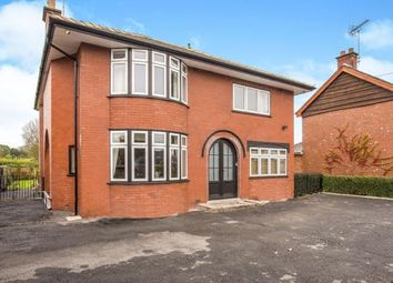 Thumbnail 4 bed detached house for sale in Bannister Hall Lane, Higher Walton, Preston, Lancashire