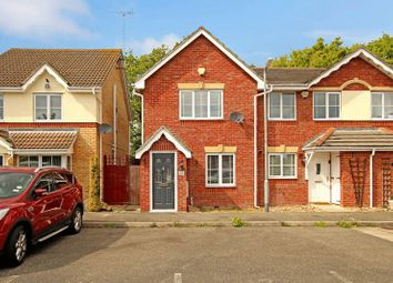 Thumbnail 2 bed terraced house for sale in Kingsley Meadows, Wickford