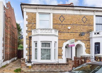 Thumbnail 3 bed semi-detached house for sale in Britannia Road, Southsea, Hampshire
