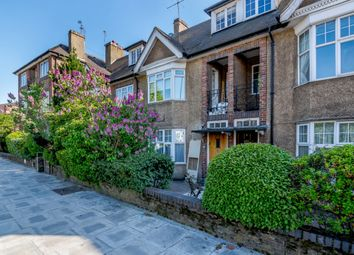 Thumbnail 4 bed flat for sale in East End Road, London