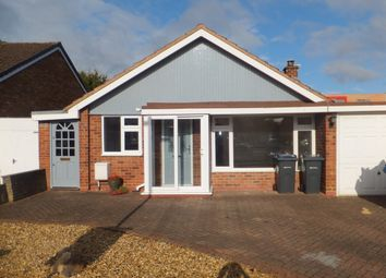 Thumbnail 3 bed detached bungalow to rent in Rowallan Road, Four Oaks, Sutton Coldfield