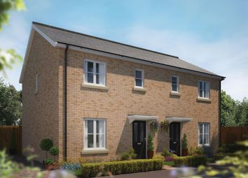 Thumbnail 3 bed semi-detached house for sale in Archers Court Road, Whitfield, Dover, Kent