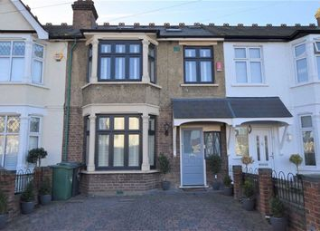 Thumbnail 4 bed terraced house to rent in Marmion Avenue, Chingford, London