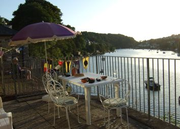 Thumbnail 3 bed end terrace house for sale in Bridgend, Noss Mayo