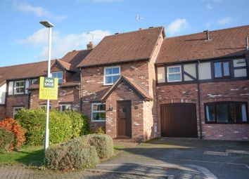 Thumbnail 3 bedroom terraced house for sale in Caldbeck Close, Gamston, Nottingham