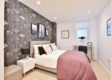 Thumbnail 1 bedroom flat for sale in Woodford Road, Watford, Hertfordshire
