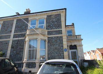Thumbnail 2 bedroom flat to rent in Sommerville Road, Bishopston, Bristol