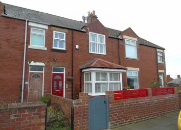 Thumbnail 2 bed terraced house for sale in North View, Newbiggin-By-The-Sea