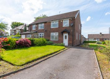 Thumbnail 3 bed semi-detached house for sale in Heysome Close, Rainford, St Helens