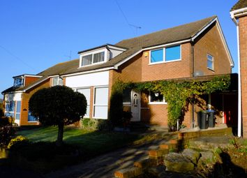 Thumbnail 4 bed detached house for sale in Valley Fields Crescent, Enfield