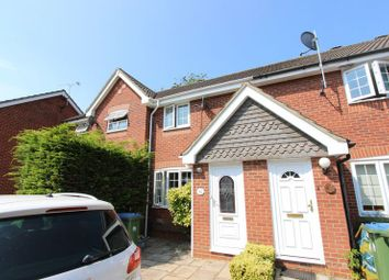 Thumbnail 2 bedroom terraced house for sale in Chelveston Crescent, Southampton