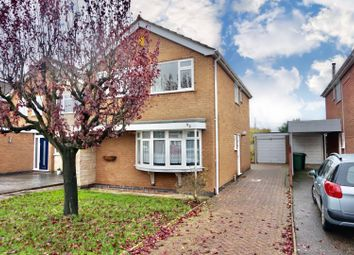 Thumbnail 3 bed detached house for sale in Chetwynd Drive, Nuneaton