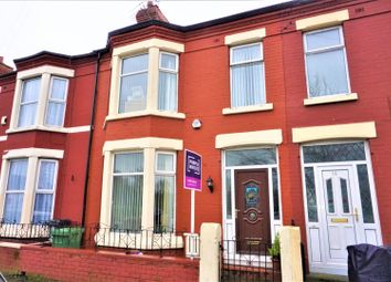 Thumbnail 4 bed terraced house for sale in Elm Drive, Liverpool