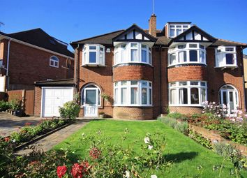 Thumbnail 3 bed semi-detached house to rent in Lynwood Road, London