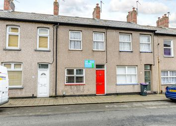 Thumbnail 2 bed terraced house for sale in New Street, Cwmbran