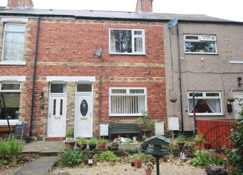 Thumbnail 3 bed terraced house for sale in Gordon Terrace, Bishop Auckland