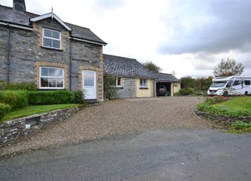Thumbnail 4 bed semi-detached house for sale in Rhoshill, Cardigan