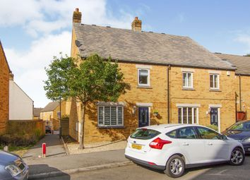 Thumbnail 4 bed semi-detached house for sale in Kings Drive, Stoke Gifford, Bristol