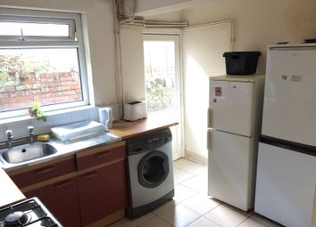 Thumbnail 5 bedroom property to rent in Keppoch Street, Roath, Cardiff