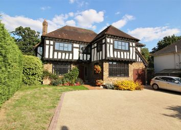 Thumbnail 4 bed detached house for sale in St Georges Road, Bickley, Kent
