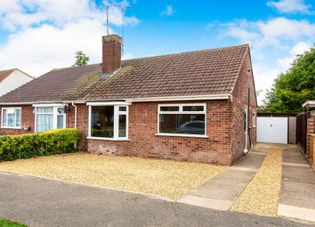 Thumbnail 3 bed semi-detached bungalow for sale in Alfred Street, Stanwick, Wellingborough